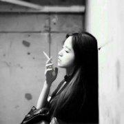 2018qq头像女生霸气伤感抽烟图片 接受成长接受所
