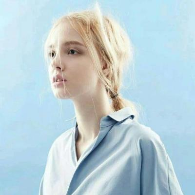 qq頭像女生歐美范時尚清新2018最新 人生是美夢與熱望