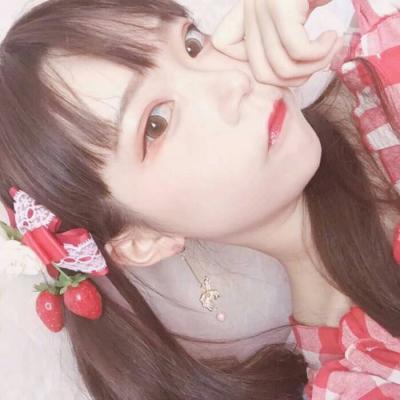2018微信女生头像小清新可爱萌 我没有百毒不侵的心脏