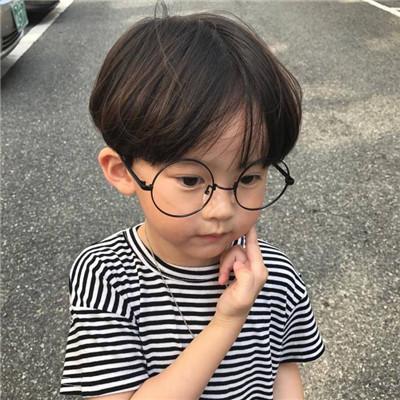 可爱小男生正太卖萌头像2018 我什么都没有请你谨记