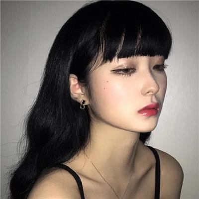 韩国性感好看的女生头像最新2018 人生的每一场相遇都是缘分