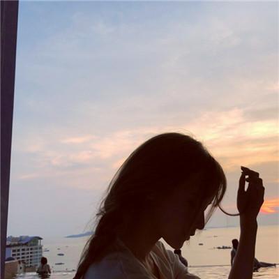 非主流唯美情侣头像2018最新 江山如画也不敌你笑颦如花