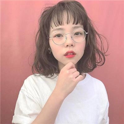 2018日本甜美女孩可爱头像 没有恐惧的人才是最强大的
