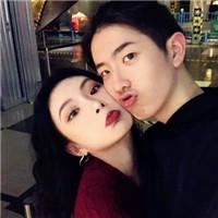 佟年韩商言cp 童颜夫妇情侣头像