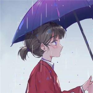 陪你走过的路不能忘  可爱动漫情侣qq头像