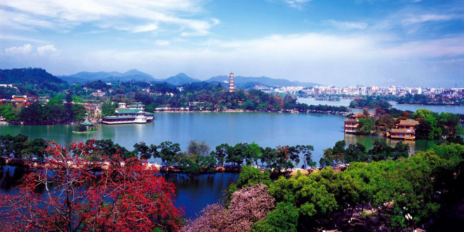 <strong>中国最具幸福感的5大城市,杭州上</strong>