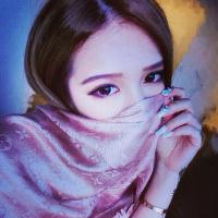 超受欢迎的漂亮女生QQ头像2014,害怕你没有温度的字句