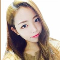 笑容比较甜美的可爱韩饭女生头像,如果爱要说出来