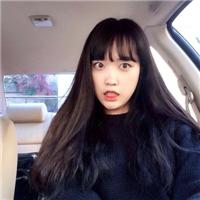 韩饭妹纸长发气质头像