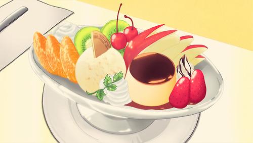 动漫美食图片
