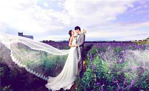 情侣唯美高清婚纱图片