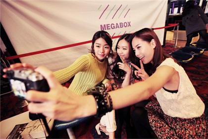 韩国三姐妹图片