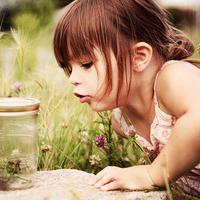 萌娃可爱小女孩QQ头像