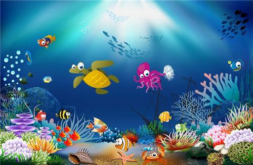 海底世界图片大全