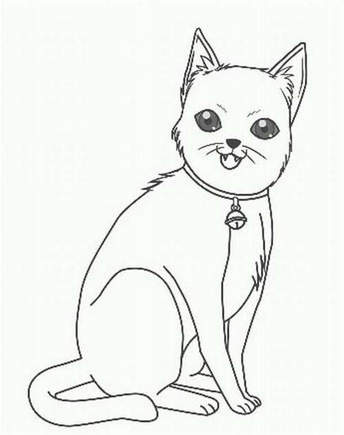 当前位置:卡通小猫简笔画