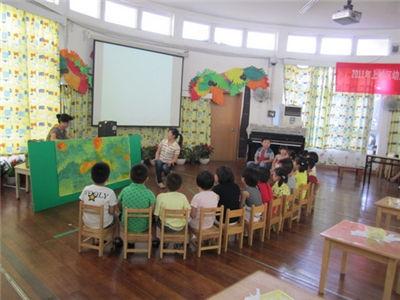 幼儿园教室布置图片大全