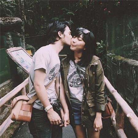 唯美幸福甜蜜情侣图片