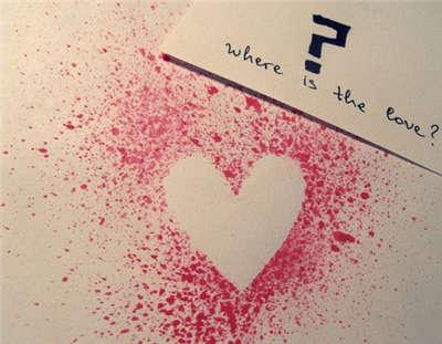 qq说说爱情英文