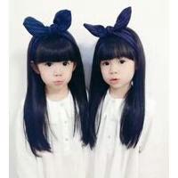qq头像双胞胎女生可爱