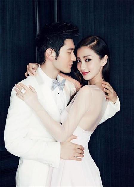黄晓明和杨颖qq情侣皮肤图片