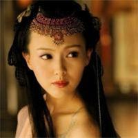 古装女神qq头像排行榜