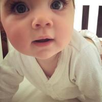 可爱的外国宝宝头像大眼睛