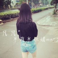 EXO女生背影带字头像