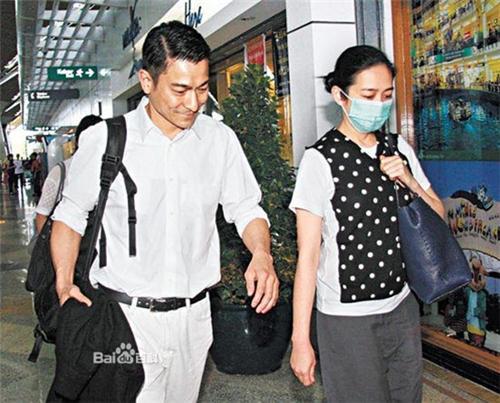 朱丽倩个人资料 朱丽倩刘德华结婚照片,年轻时照片