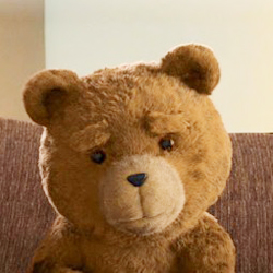 可爱泰迪熊头像大全