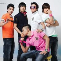 bigbang全体成员在一起的qq头像