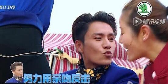 《24小时》陈坤欲亲吻林心如图片