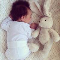 小孩睡觉的可爱qq头像大全