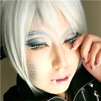 角色扮演cosplay的恐怖qq头像大全