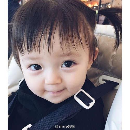 韩国萌娃yejoo小豆子可爱图片