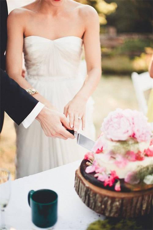 欧美情侣浪漫婚礼图片