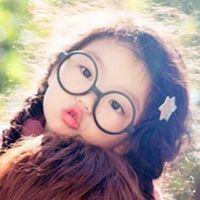 阿拉蕾崔雅涵可爱卖萌头像