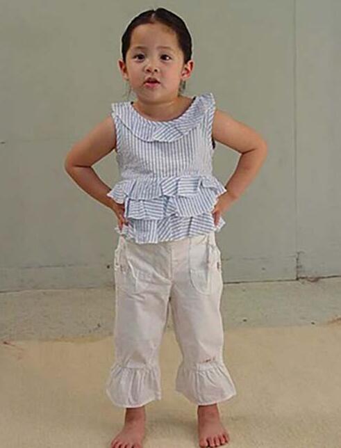 欧阳娜娜3岁时拍的广告视频流出,欧阳娜娜3岁时候的照片图片