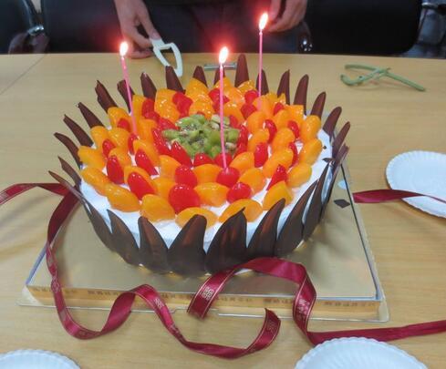 阿姨生日快乐祝福语图片