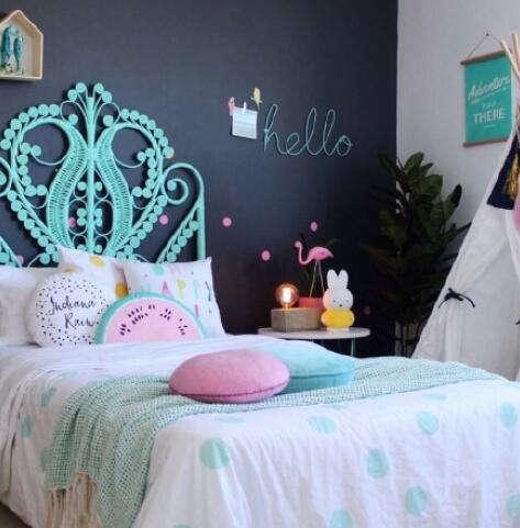 可爱好看的儿童房间装修图片