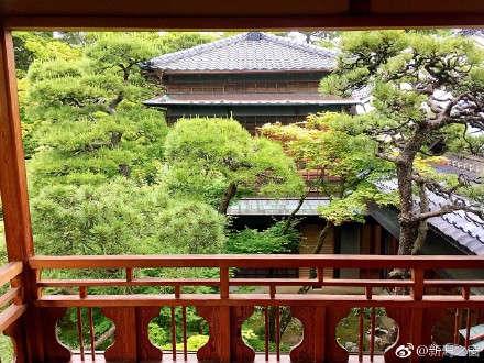 好看的日本木屋图片