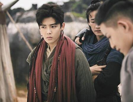 西游记女儿国侯明昊饰演的角色是什么?侯明昊是扮演唐僧吗?