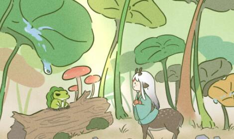 旅行青蛙削木条是怎么回事?旅行青蛙为什么老在家里削木条